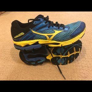 Mizuno Wave Inspire 9 Men's Running Shoes